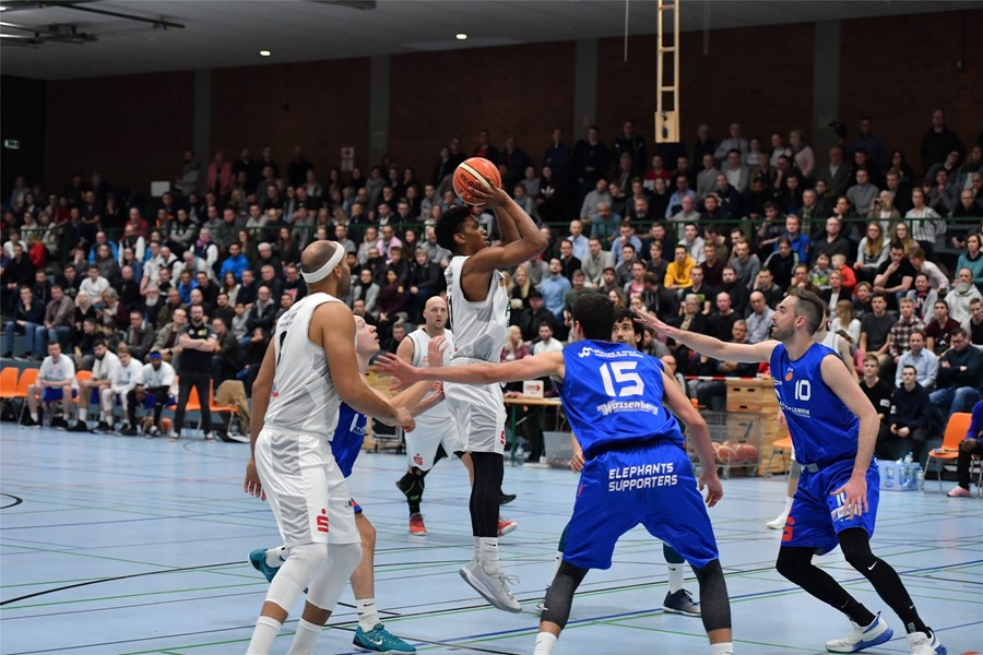 AOK Ballers in Recklinghausen gefordert